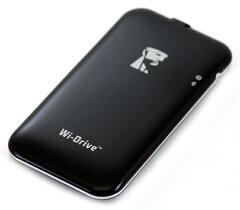 即納です!iPhone/iPad/iPod touch等のiOS端末とワイヤレス接続できるポータブルストレージ♪32...