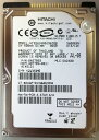 [HGST] 日立 2.5inch HDD 80GB IDE(PATA) 新品バルク HTS541680J9AT00