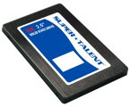 SUPER TALENT 2.5インチ 256GB IDE(PATA) SSD MLC (読込最大112MB/Sec 書込最大98MB/Sec) FE8256MD2D