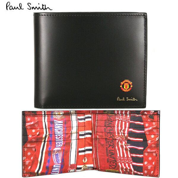 財布・ケース, メンズ財布  PaulSmith Manchester United Vintage Scarf M1A 4832 A40423 25