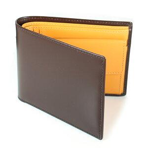 【ETTINGER】エッティンガー二つ折り財布メンズブライドルレザーBH141JRNUTナッツブライドルレザー【あす楽対応】
