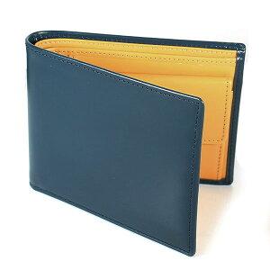 【ETTINGER】エッティンガー二つ折り財布ブライドルレザーBH141JRPETROLBLUEペトロールブルー【あす楽対応】