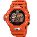 カシオ G-SHOCK 時計が特価!【CASIO】G-SHOCK 腕時計 ウォッチ RISEMAN 『Men in Rescue Orang...