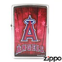 【Zippo】ジッポー ライター MLB アナハイム エンジェルス Anaheim Angeles メジャーリーグ 29967