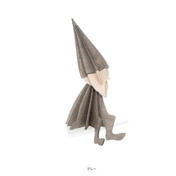Lovi(ロヴィ)エンジェルS6.5cm2色北欧【メール便OKおしゃれな北欧ギフトにも人気】天使クリスマスツリーオーナメント北欧白樺