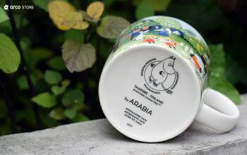 ムーミン北欧食器Arabia(アラビア)Moomin2017年限定ムーミンマグMOOMINVALLEYムーミンバレー【北欧食器北欧内祝いギフトプレゼント北欧マグカップマグカップ】
