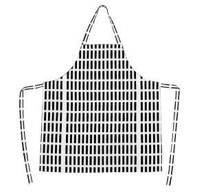 エプロン SIENA シエナ WH/BK artek (アルテック) 【北欧 artek アルテック エプロン ギフト 】 プレゼント