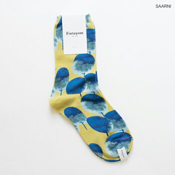 ソックス靴下レディース【Finlaysonフィンレイソン】女性用北欧デザイン-北欧雑貨ファッションプレゼント