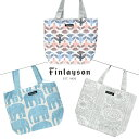 Finlayson(フィンレイソン) ランチトート ELEFANTTI/MUUTTO/TAIMI ミニトートバッグ【北欧デザイン トートバッグ かばん 鞄 かわいい おしゃれ ギフト プレゼント にも人気♪】