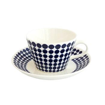 グスタフスベリGustavsbergアダムAdamコーヒーカップ&ソーサー-北欧食器