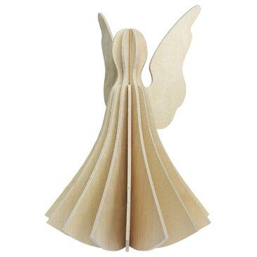 Lovi(ロヴィ) エンジェル S 6.5cm 2色 北欧 【メール便OK おしゃれな北欧ギフトにも人気】天使 クリスマスツリー オーナメント 北欧 白樺