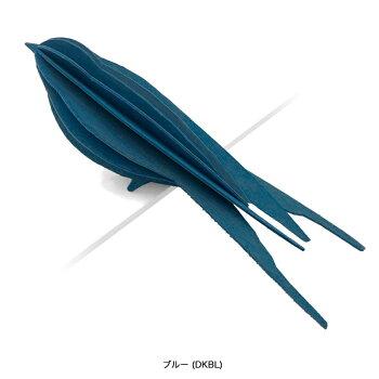 Lovi(ロヴィ)スワローS10cm(ライトブルー、ブルー、ナチュラル、ライトピンク4色)/北欧オーナメントカード鳥白樺【メール便OKプレゼント】