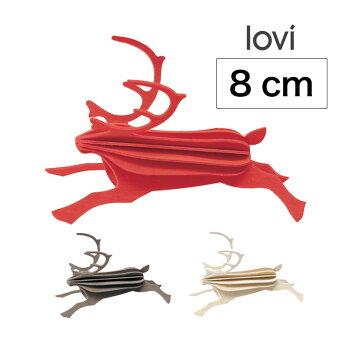 Loviロヴィオーナメントカード北欧人気雑貨プレゼントカードオブジェ