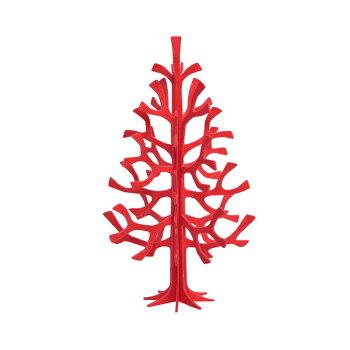 Lovi(ロヴィ)/ミニクリスマスツリー14cmRD/DKGR/GY/LTBL/LTGR/NT【北欧人気雑貨ロヴィロビクリスマスツリーカード白樺プレゼントLoviおしゃれかわいいインテリアギフト】