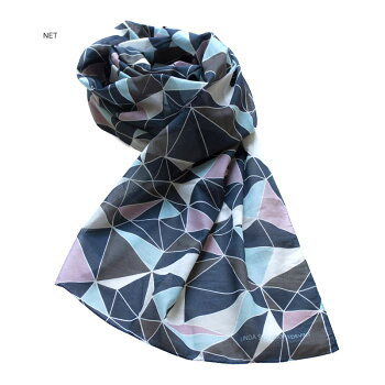 北欧SPCスカンジナビアンパターンコレクションストールスカーフテキスタイル