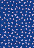 ポストカード 北欧 / SPC (32) ポストカード Anna Lindsten / Woods 【北欧 ポストカード おしゃれ Scandinavian Pattern Collection スカンジナビアンパターン 】