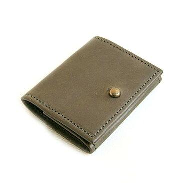 【クーポンあり】エムピウ m+ minimo [ミニモ] grigio | 財布 サイフ さいふ メンズ レディース 小銭入れ コインケース 小さい コンパクト スリム 人気 おすすめ おしゃれ かわいい ギフト お祝い プレゼント 日本製