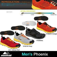 送料無料モントレイル メンズ フェニックス トレイルランニングMontrail Men'sPhoenix/Trailrun...