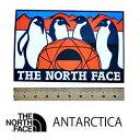ザ ノースフェイス あす楽対応 TNF プリントステッカー The North Face TNF Print Sticker NN31710 (AT)アンタークティカ