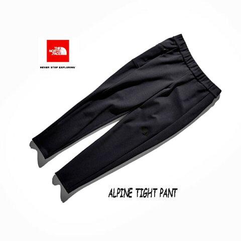 レディースウェア, ロングパンツ The North Face NBW81903 K Alpine Tight Pant BLACK