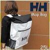 ヘリーハンセンマップバッグリュックサックリュック鞄バッグアウトドアHELLYHANSENMapBagWホワイトwhiteHY91358