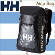 ヘリーハンセン 2017年モデル マップ バッグ ブラック リュックサック リュック 鞄 バッグ アウトドア HELLY HANSEN Map Bag 25L K HY91726