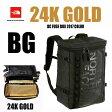 ザ ノースフェイス あす楽対応 送料無料 BCヒューズボックス The North Face BC Fuse Box 30L NM81630 (BG)ブラックエンボス×24Kゴールド