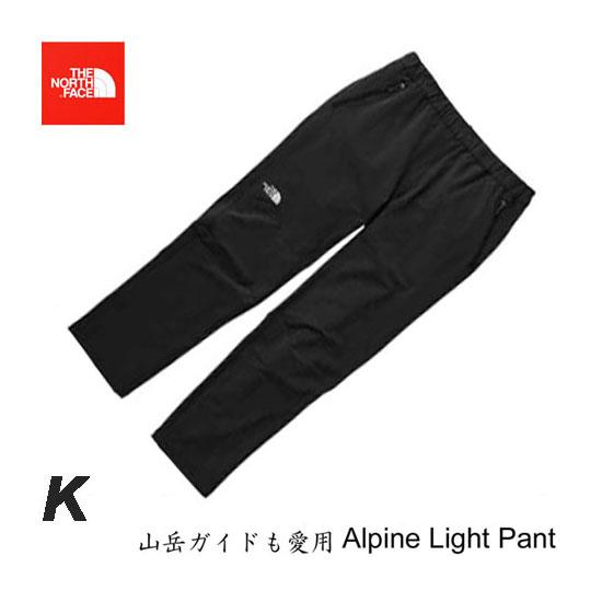 メンズウェア, ロングパンツ  NT52927 (K) The North Face Mens Alpine Light Pant BLACK