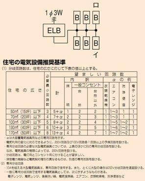 未来工業単相三線式(主幹3P30A)4+25個価格MP6-34K