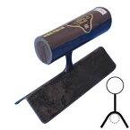 カクマン(本職用) 中首 内丸面引鏝 本焼 長さ150mm×径6.0mm 黒柄 受注生産品 720