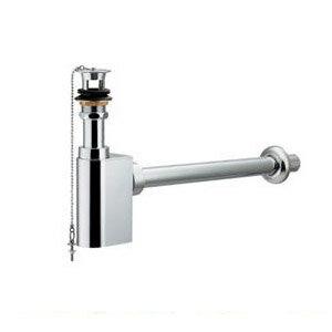 カクダイ 低位通気弁つきボックストラップユニット(オーバーフロー付洗面器用) ※取寄品 432-811-32