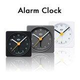 ブラウン 置き時計 時計 目覚まし時計 ブラック 黒 ホワイト 白 グレー 灰色 BRAUN アナログ アラーム時計 BNC002BKBK BNC002GYGY BNC002WHWH 【並行輸入品】