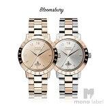 【並行輸入品】 ヴィヴィアン 時計 レディース ヴィヴィアンウエストウッド 腕時計 VIVIENNE WESTWOOD Bloomsbury ブルームズベリー VV152RSRS VV152RSSL ローズゴールド シルバー