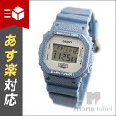 【逆輸入品】【箱訳あり】 カシオ CASIO 腕時計 G-SHOCK ジーショック DW-5600DC-2 メンズ ライトブルー 箱訳あり 海外モデル
