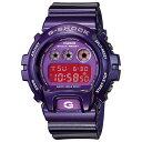 【逆輸入品】【箱訳あり】 カシオ CASIO 腕時計 G-SHOCK ジーショック DW-6900CC-6 メンズ パープル 箱訳あり 海外モデル