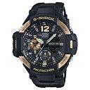 【逆輸入品】【箱訳あり】 カシオ CASIO 腕時計 G-SHOCK ジーショック グラビティマスター GA-1100-9G メンズ ブラック ゴールド 海外モデル