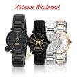 ヴィヴィアンウエストウッド 腕時計 VIVIENNE WESTWOOD レディース オーブ ステンレス VV006BK VV006KBK VV006PSLSL VV006RSSL