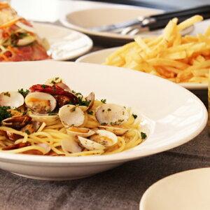 【Saturnia サタルニア ナポリ パスタボウル】食器 洋食器 皿 大きめ イタリア ギフ…