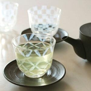 【廣田硝子大正浪漫硝子冷茶】グラスお茶冷たい大正硝子模様ギフト■あす楽■ラッピング無料