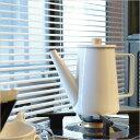 琺瑯と木のぬくもりの使い易いkaicoシリーズです。とことんシンプルなのにどこか愛らしいコーヒ...