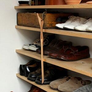 【REDECKERレデッカー靴べらダックS】くつべら生活雑貨玄関ドイツ木製ギフト■あす楽■ラッピング無料
