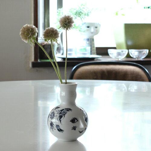 【Bjorn Wiinblad BW Vase H10.5cm】花瓶 フラワーベース ビヨン ヴィンブラッド 磁器 ギフト■ ラッピング無料