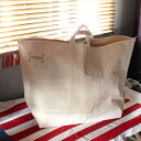 【STEELE NATURAL CANVAS TOTEBAG 180 Large】スチールキャンバス トートバッグ バッグ USA ■ 送料無料■ あす楽
