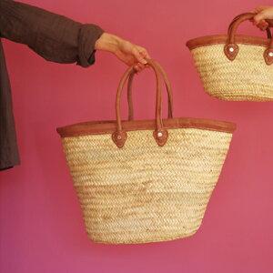 【あす楽対応】【ディアモロッコ トラディッショナル マルシェバッグ L】【DEAR MOROCCO バッグ ショッピングバッグ お祝い 贈り物 ギフト】【あす楽対応】