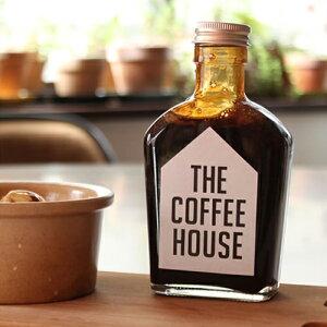 【THE COFFEE HOUSE COFFEE SAUCE】すみだ珈琲 コーヒ アイスコーヒー ソース カフェオレ■ あす楽