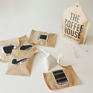 THE COFFEE HOUSE コーヒーバッグ 5個入り