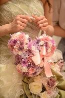 ミッキーミニーブーケディズニー好きディズニーランド挙式結婚式ウェディングブライダル