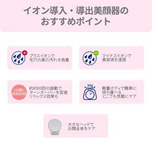 【楽天1位】【送料無料】イオン導入・導出型美顔器/アレティクラリティ:リンクル(L)【あす楽】