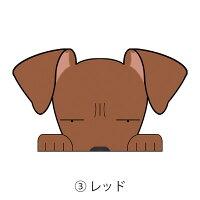 見てまステッカー犬ミニチュアピンシャーステッカーミニピンミニチュアピンシャーたれ耳車犬ステッカー窓玄関見てます犬種別名入れビッグサイズグッズドッグシールカーステッカー【ミニチュアピンシャー】