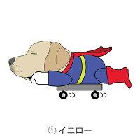 Superwanステッカーラブラドール・レトリバー犬ステッカーシールドッグステッカー雑貨グッズ車カーステッカー